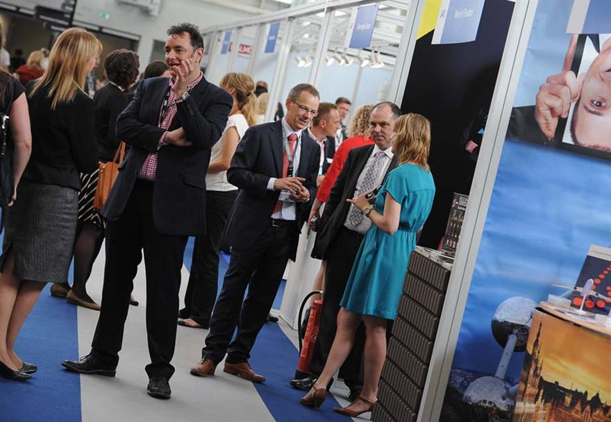 The Meetings Show visitor numbers up by a quarter