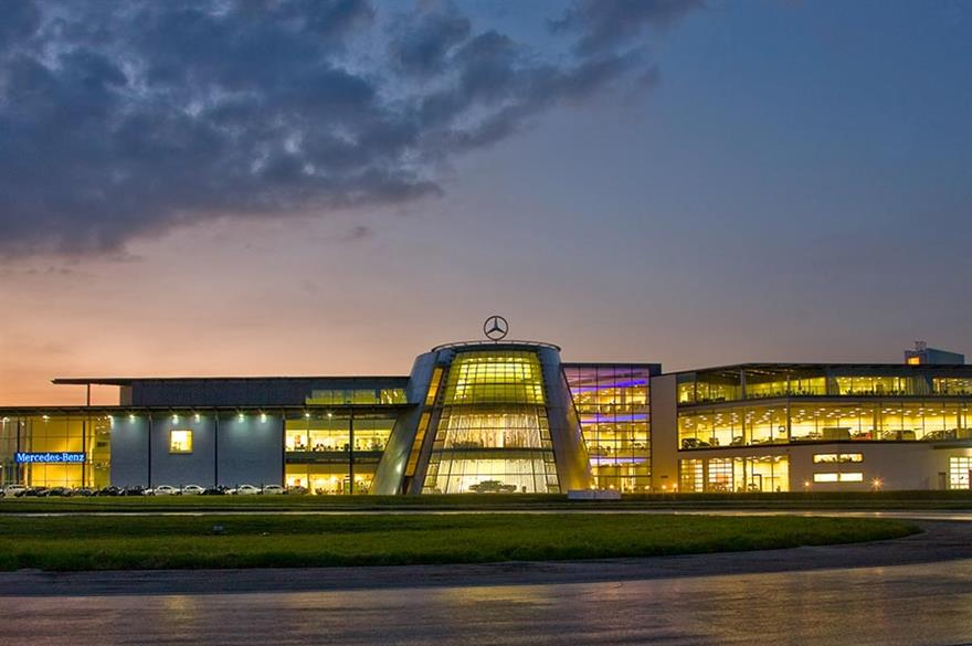 The Agency Forum will take place at Mercedes-Benz World in Weybridge