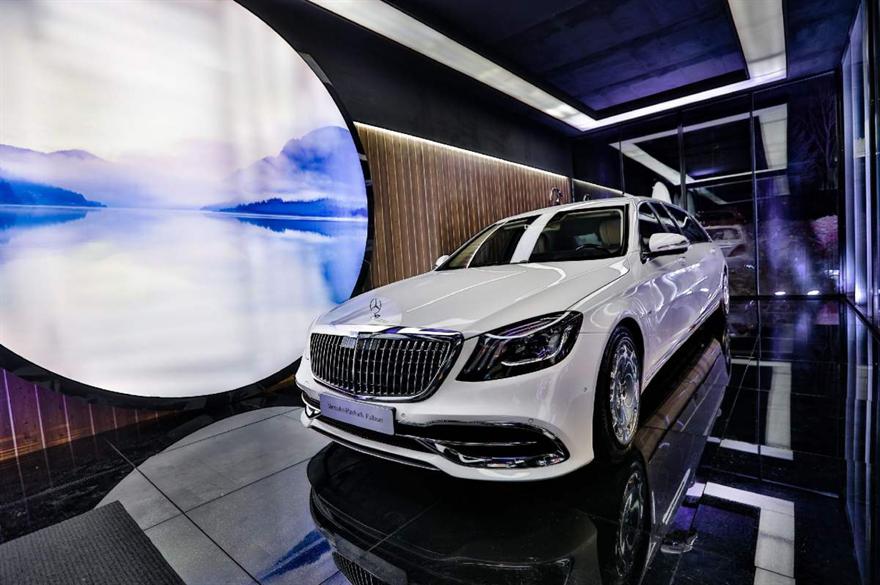 Case study: Mercedes-Benz at Yabuli China Entrepreneurs
