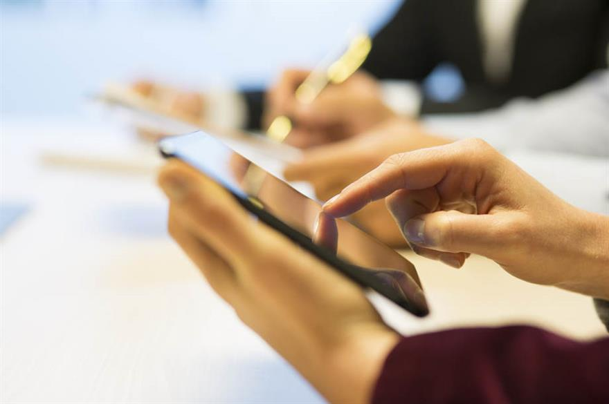 Delegates expect event apps, says study