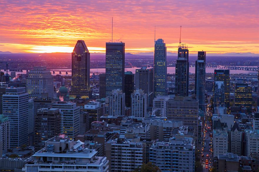 Montreal (Image credit: iStock)