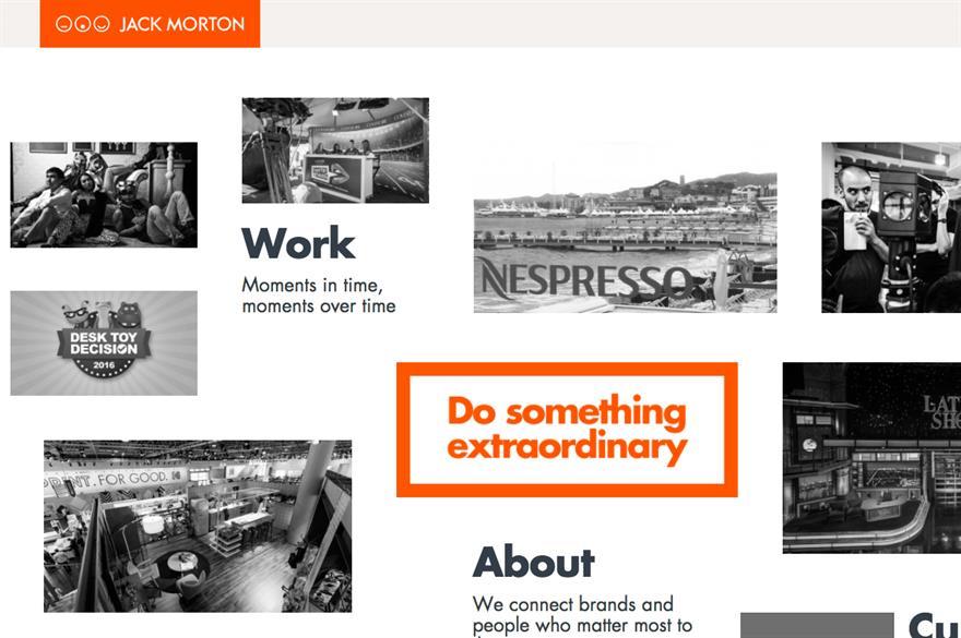 Jack Morton's website