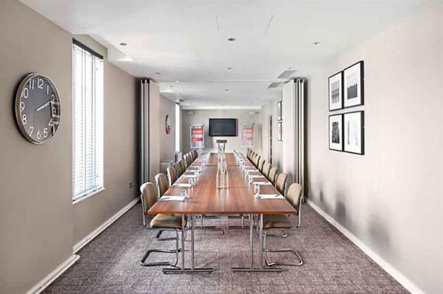 Mottram Hall: new meeting space