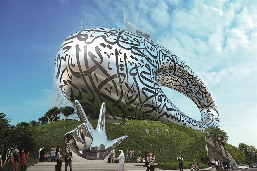 The Museum of the Future, opening in... the future (2019)