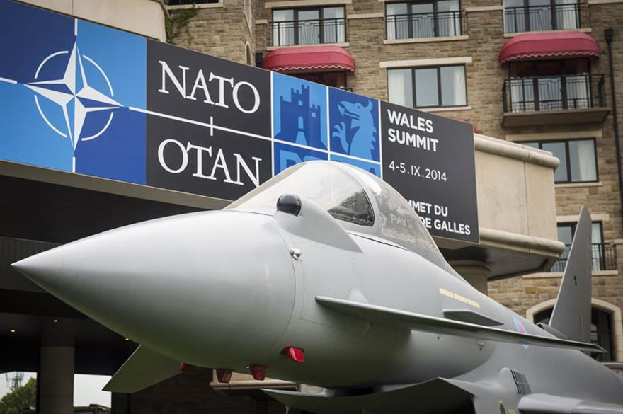 NATO Summit kicked off at Celtic Manor in Newport, Wales