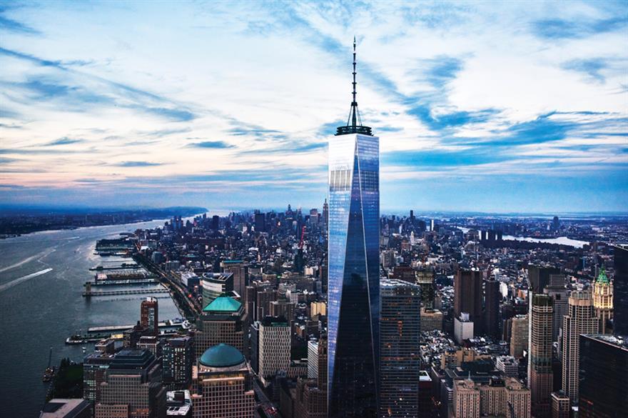 One World Trade Centre, New York