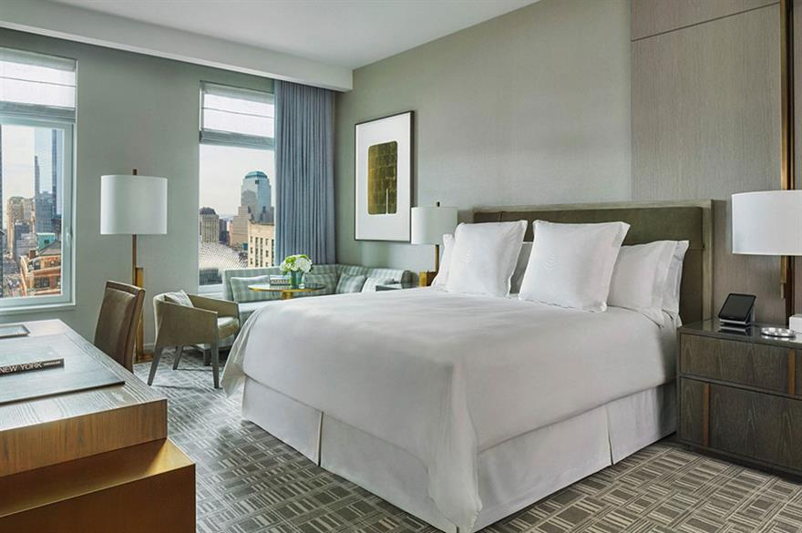New Four Seasons hotel opens in New York