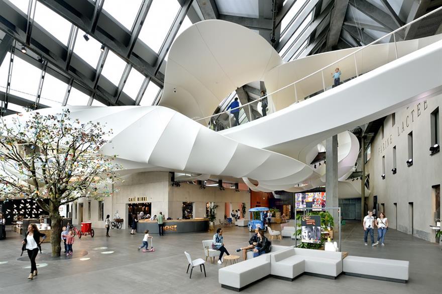 Nestlé Museum opens in Lausanne