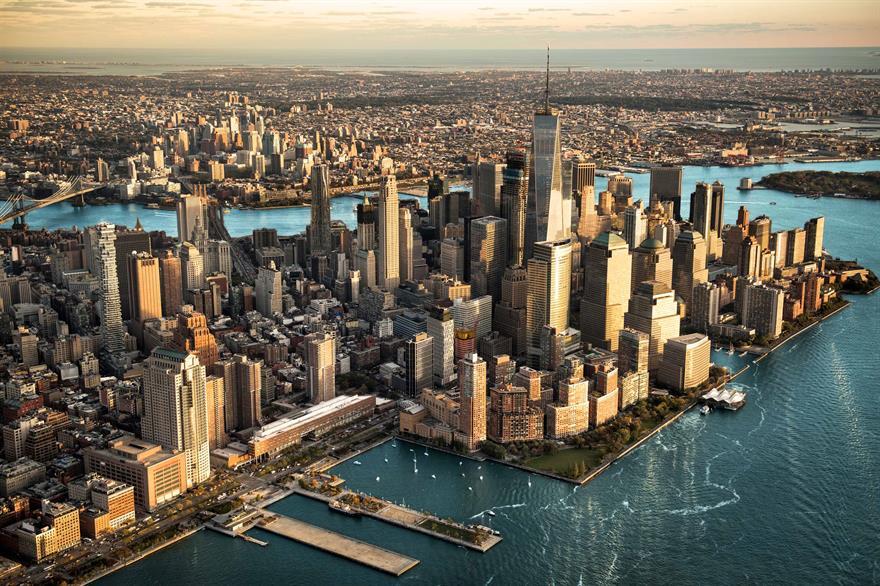 New York (Image credit: iStock)