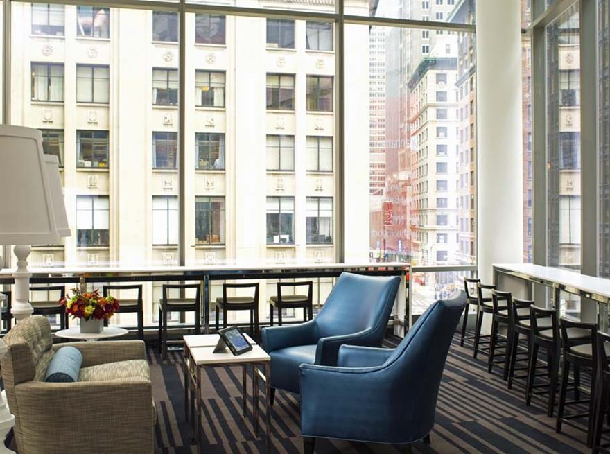 Marriott opens tallest US hotel in New York