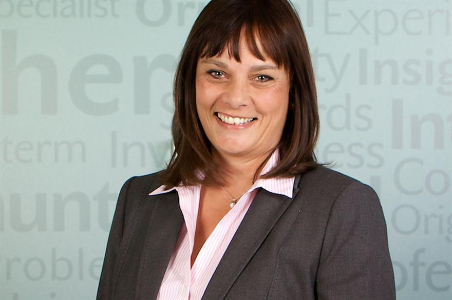 Global managing director, Nicola Burns