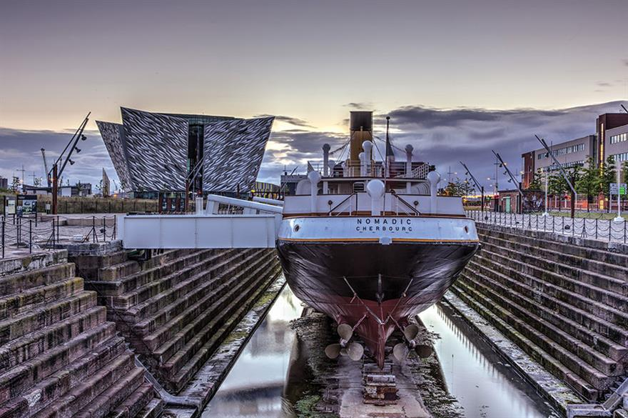 Destination of the Week: Belfast