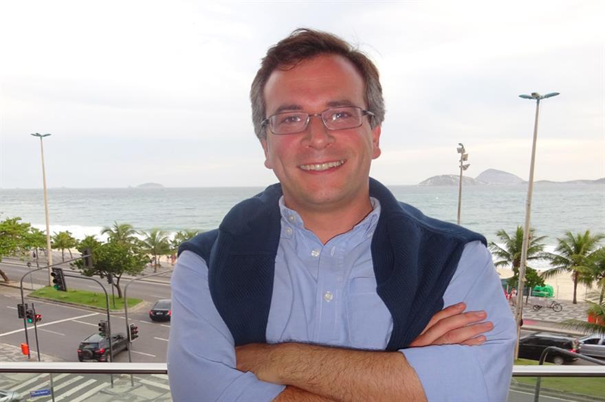 Nuno Pires, regional general manager, Abreu DMC