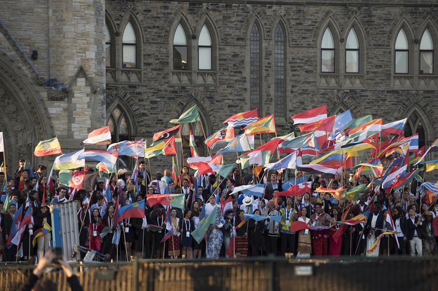 2016 One Young World Summit - Ottawa, Canada