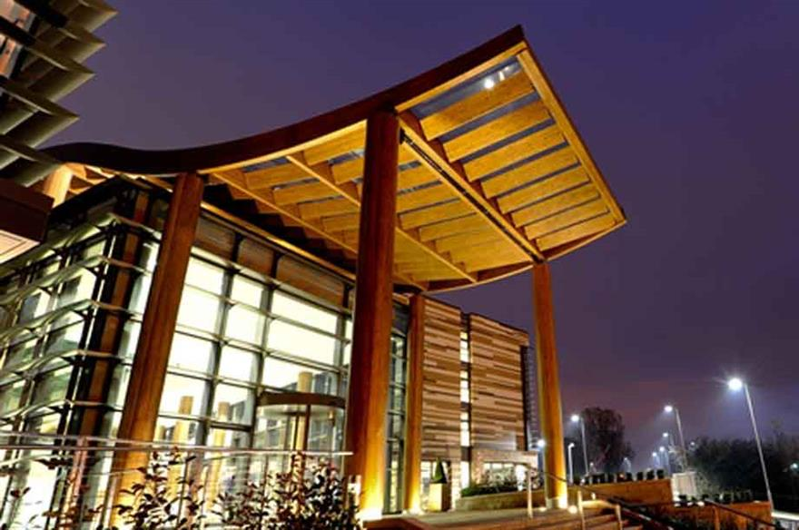 The Orchard Eco-Hotel will host the evening celebration