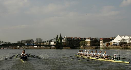 Oxford University Boat Club: open for events