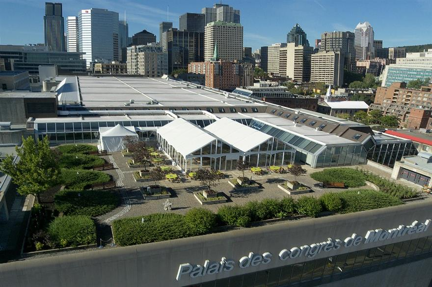 Palais des congres: partnership to attract events
