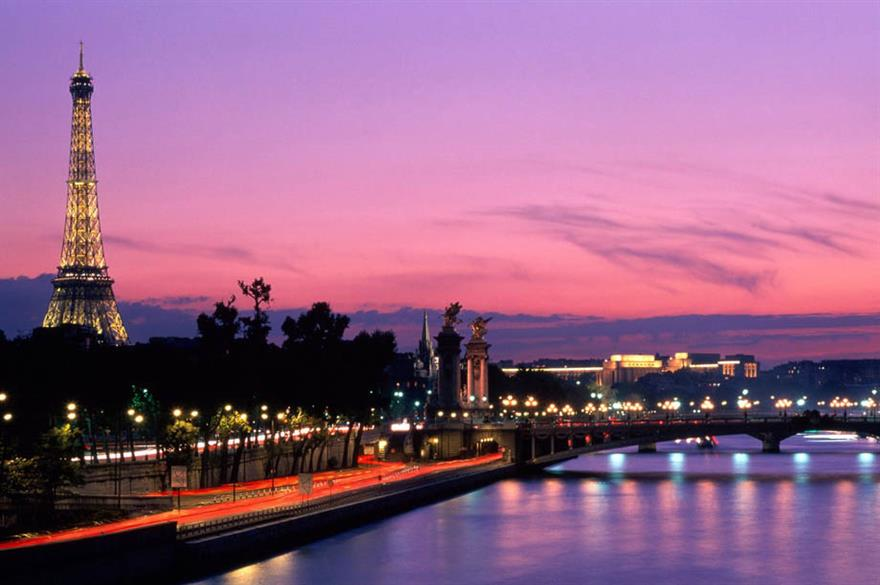 Royal Caribbean staff will go on an incentive trip to Paris
