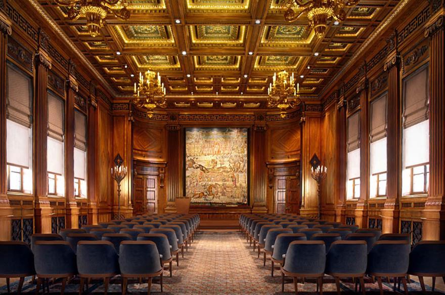 The Park Hyatt Vienna is due to open in June