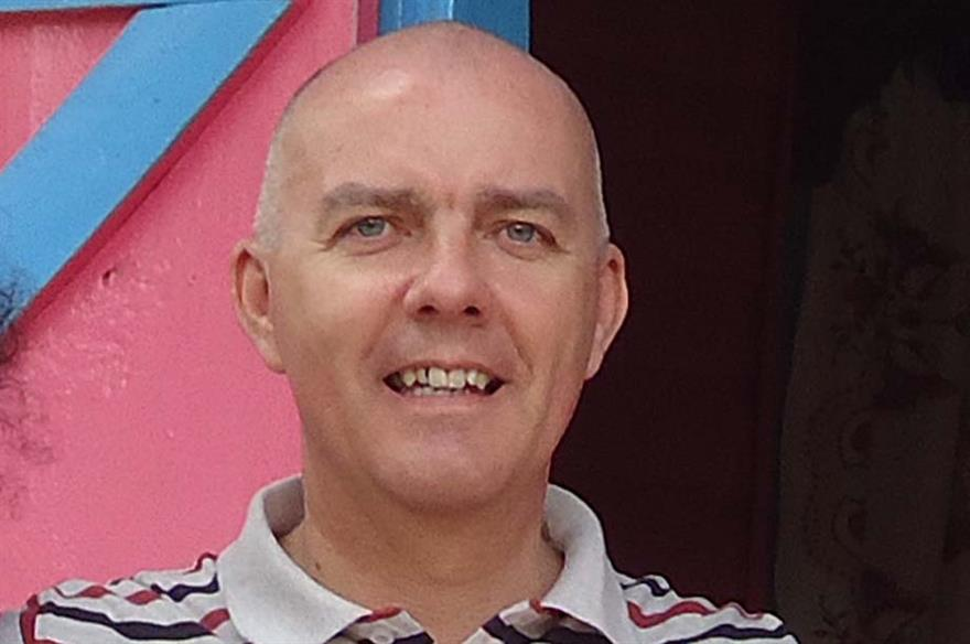 Paul Miller, Site president and managing director of Spectra DMC in London