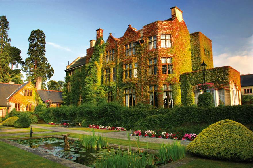 England will be based at Pennyhill Park during the Rugby World Cup 2015