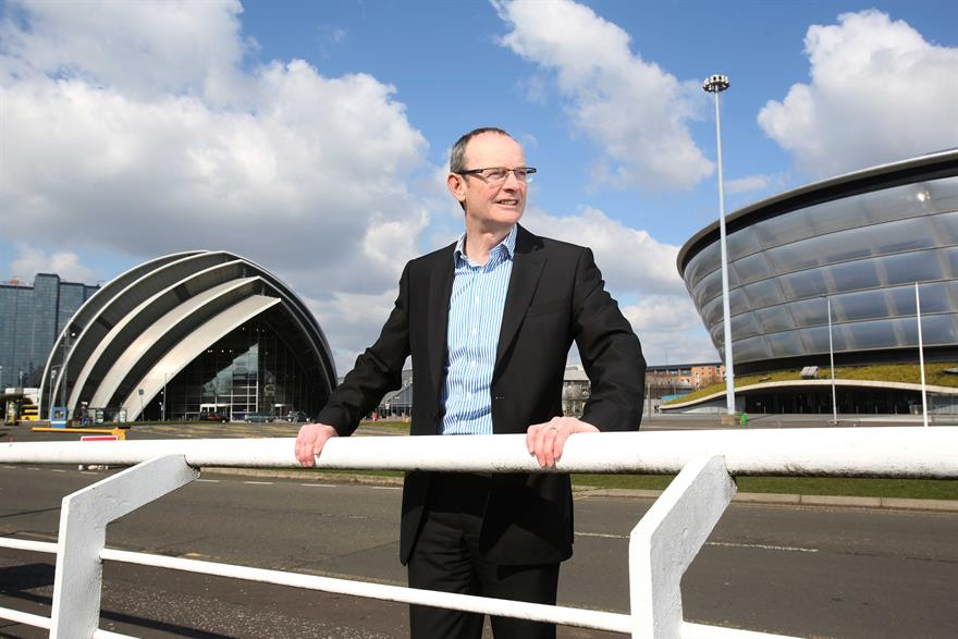 Peter Duthie appointed as chief executive for SECC and SSE Hydro, Glasgow