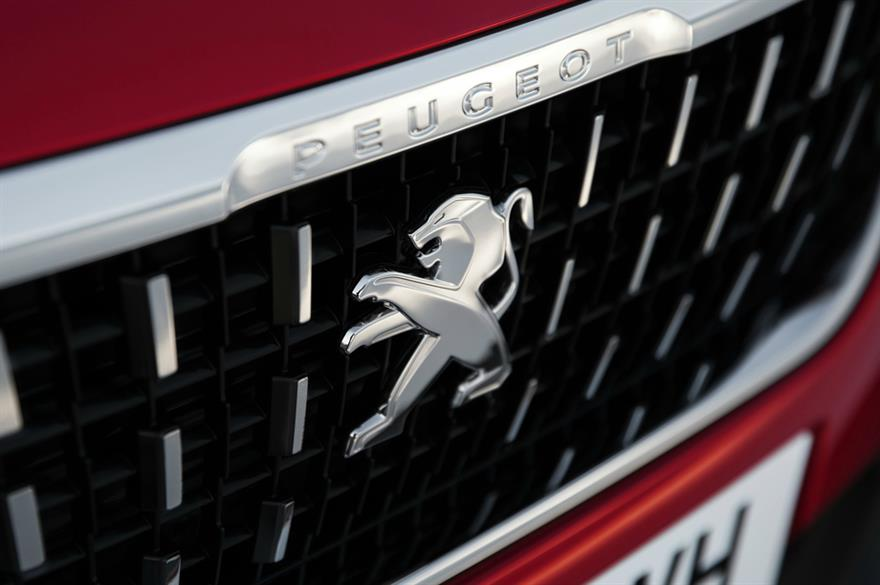 Peugeot appoints Crown for brand event