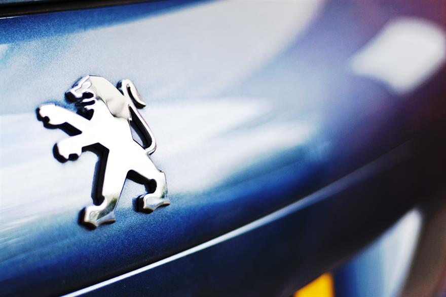 Peugeot appoints Adding Value for National Business Meeting
