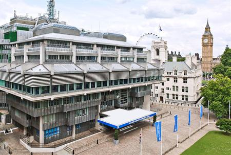 London's Queen Elizabeth II Conference Centre