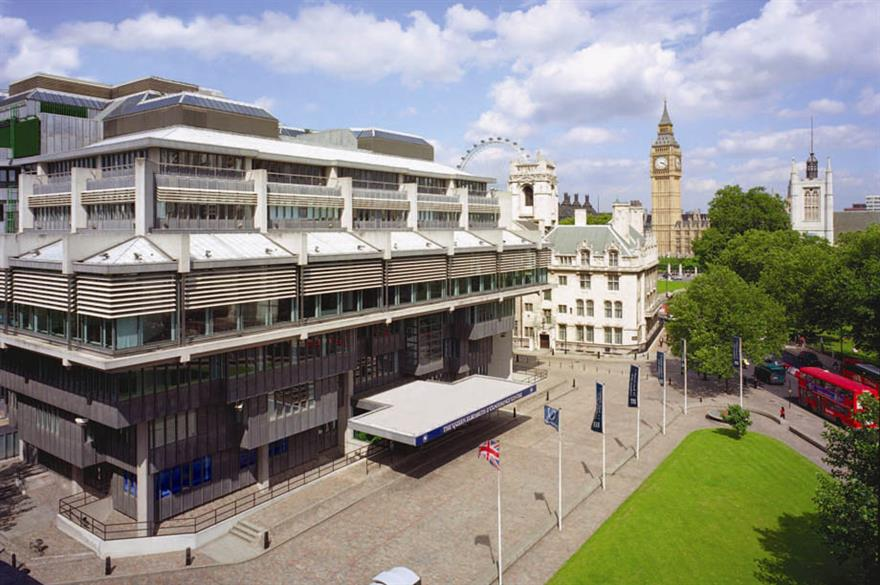The QEII Centre, London