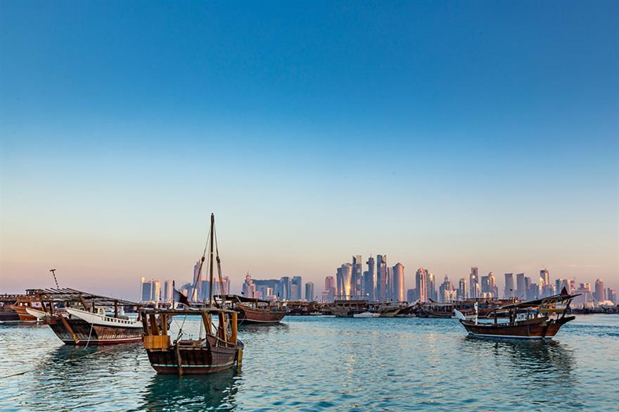 Event planners land in Doha for C&IT's Complete Qatar event