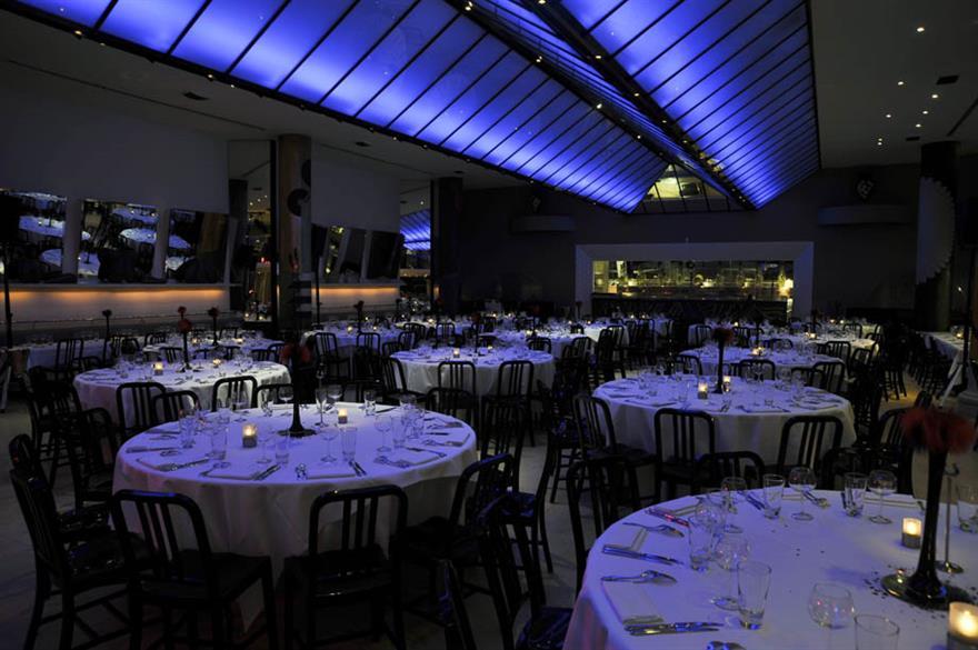 London's historic Quaglino's pictured here in 2011