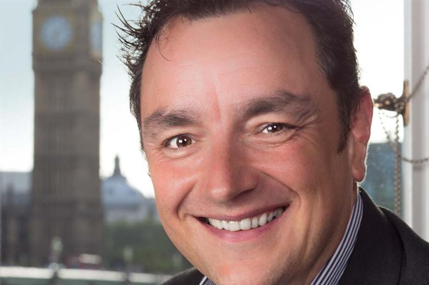 John Kelly, joint owner of Ram Org