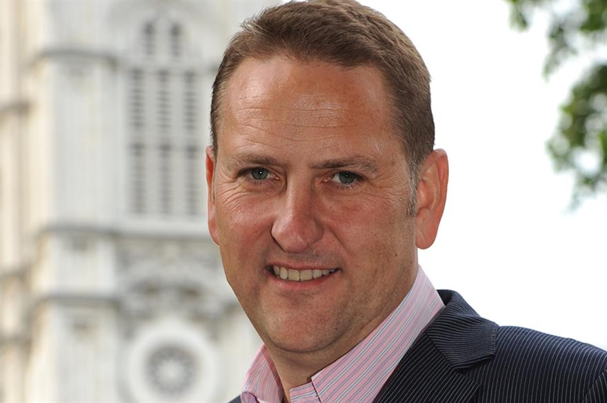 Richard Foulkes, vice chair, Business Visits & Events Partnership