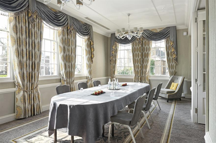 The Richmond Hill Hotel in Surrey has completed a £4.7m redevelopment