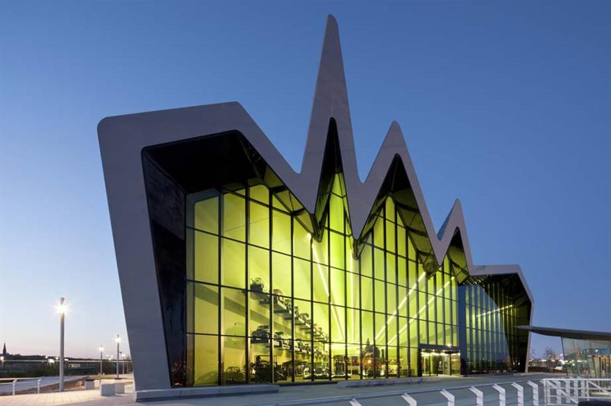 Sure Thing's launch party will take place at Glasgow's Riverside Museum