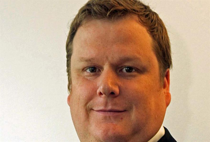 Rob Harrison, CEO of Contendam