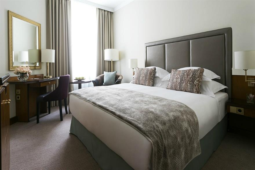 New rooms at Corinthia hotel in St Petersburg