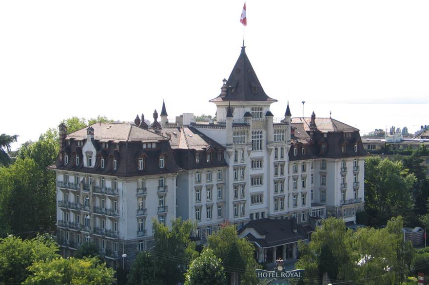 Lausanne's Royal Savoy