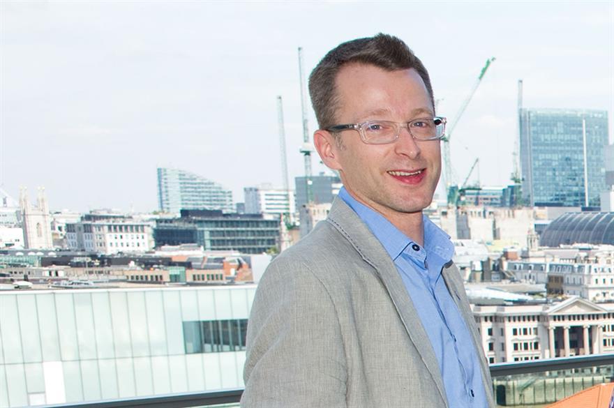 Rupert Cheswright joins VISTA