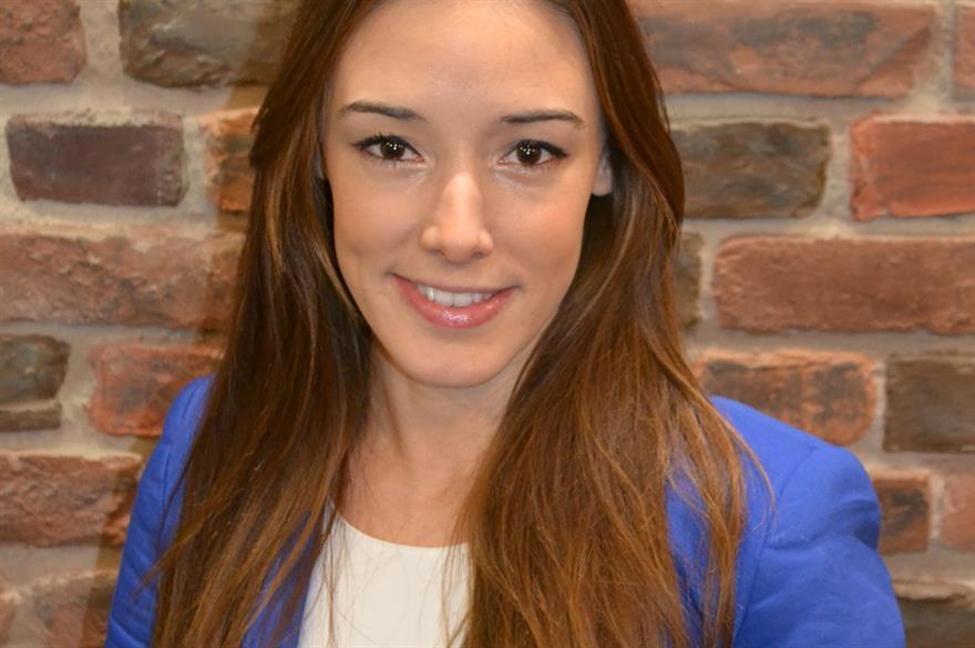Hills Balfour's new account manager Ruth Bennett
