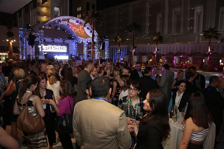 IMEX America - Associations Evening & Site Nite