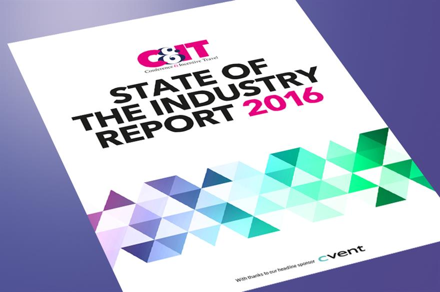 C&IT's State of the Industry Report 2016