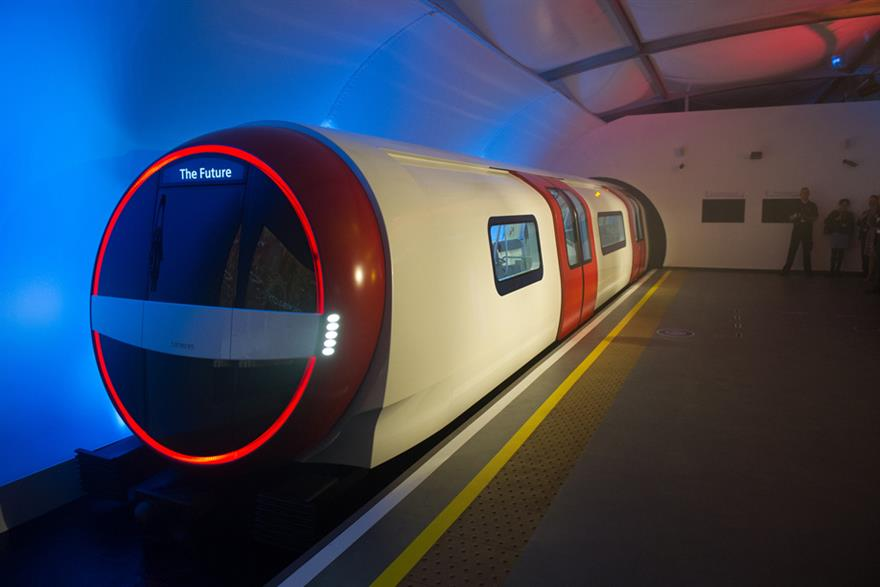 Siemens hosts 'tube of the future' b2b launch event