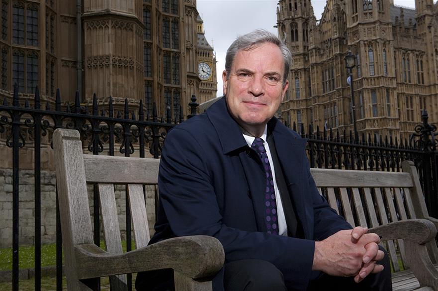 Simon Hughes, vice chair of the BVEP