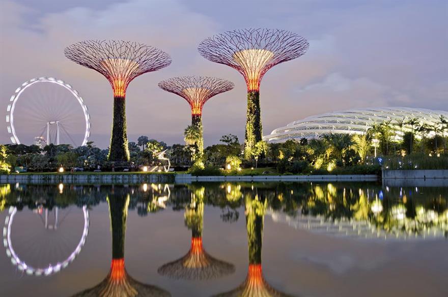 Gardens by the Bay, Singapore (©iStockphoto.com)