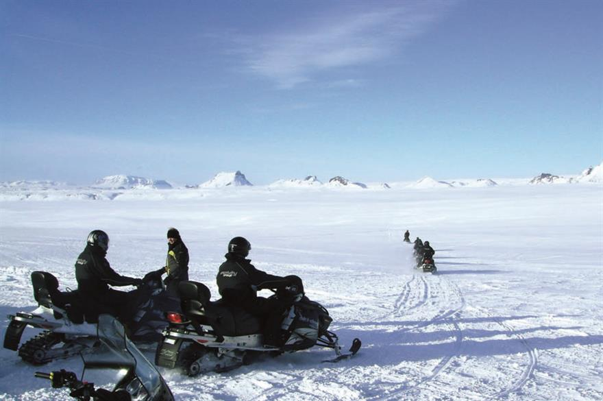 Indesit's Finland incentive will include activities such as snowmobiles and ice-fishing