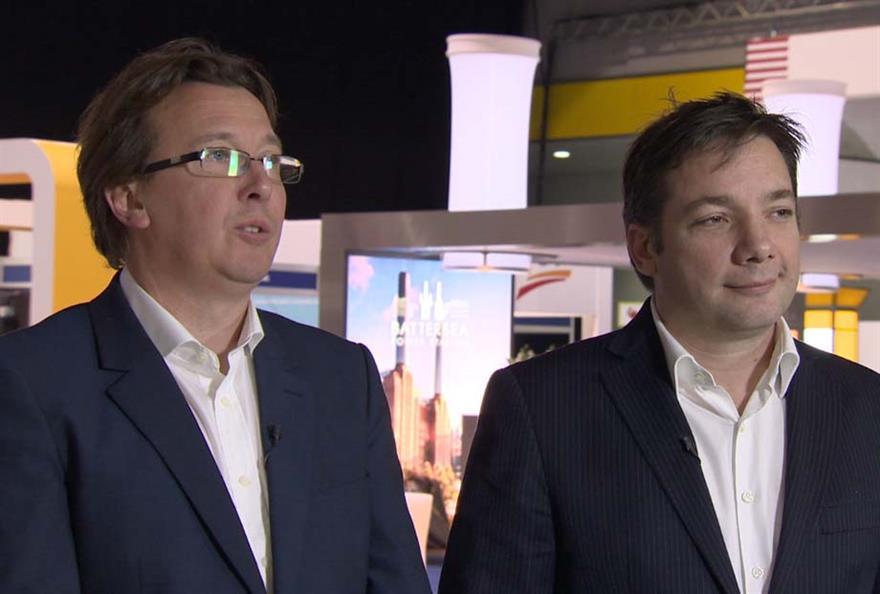 Smyle's Matt Margetson and Andrew Dawson-Will
