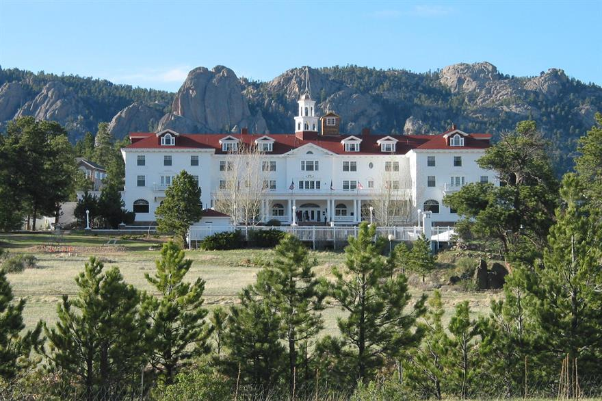 The Stanley Hotel inspired The Overlook in The Shining (Image credit: iStock)