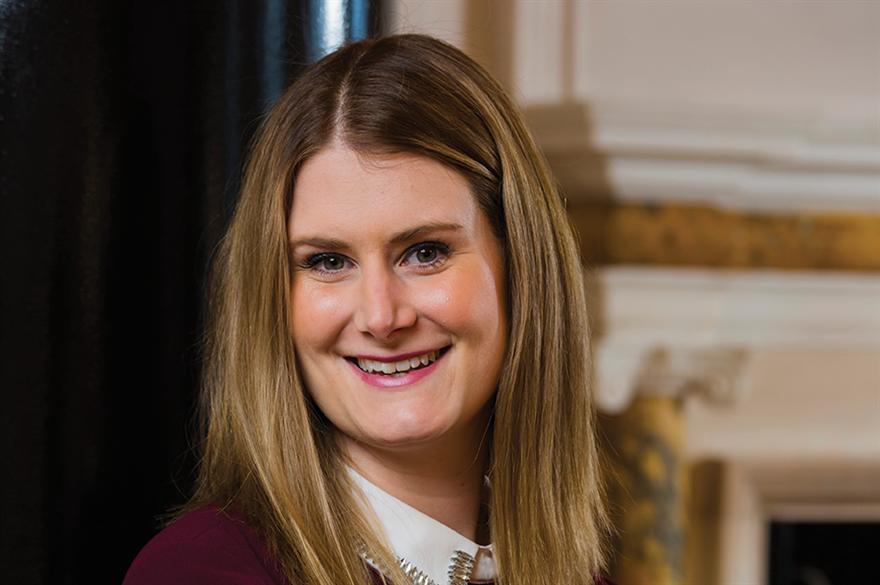 C&IT A List 2017: Stephanie Gray, Principal Global Events